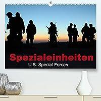 Spezialeinheiten . U.S. Special Forces (Premium, hochwertiger DIN A2 Wandkalender 2022, Kunstdruck in Hochglanz): Taktische Sondereinsatzkommandos und Eliteeinheiten der US-Army (Monatskalender, 14 Seiten )