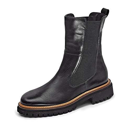 Paul Green Damen Chelsea Boots schwarz (15) 39EU