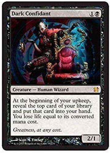 alta calidad Magic  the Gathering Gathering Gathering - Dark Confidant (74 229) - Modern Masters - Foil by Magic  the Gathering  edición limitada