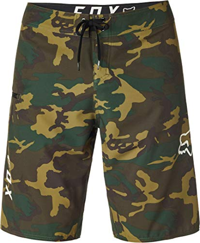 Fox Boardshort Overhead Stretch Bs Black Camo 33
