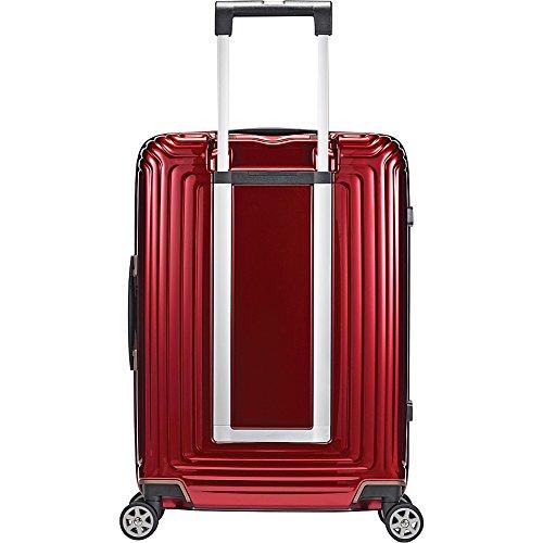 Samsonite Neopulse Hardside Luggage, Metallic Silver, Carry-On
