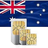 【コロナ応援緊急値下げ】SIMカード オーストラリア Optus回線 $30 4G高速通信 28日間 大容量 60GB拡大 音声通話無制限(日本へ通話無料) SMS/MMS無制限 プリペイド RoadMountain社製SIMピンセット付き 日本語マニュアル付き