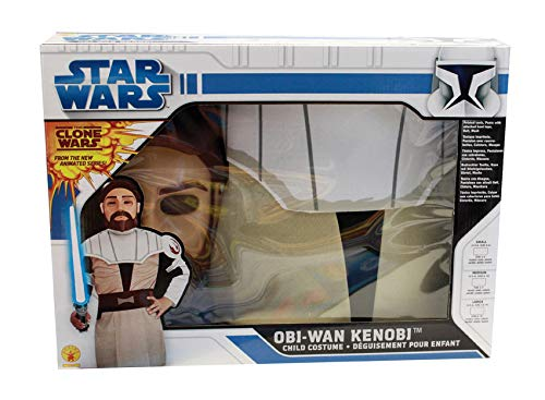 Obi Wan Kenobi Clone Wars - Juego de boxeo (talla M)