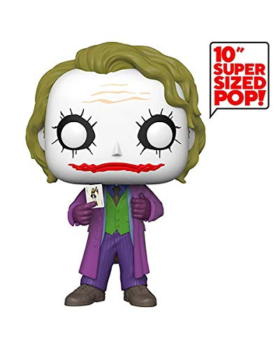 Horror-Shop Joker - El Caballero Oscuro Super Sized Funko Pop!