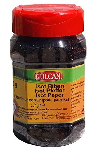 Gülcan - Isot - Paprikagewürz Zubereitung fermentiert - extra scharf (170g)