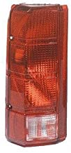 1980 - 1986 F150 F250 F350 Driver Taillamp Taillight NEW 80-86 Bronco (Full Size) E4TZ-13405B FO2800103