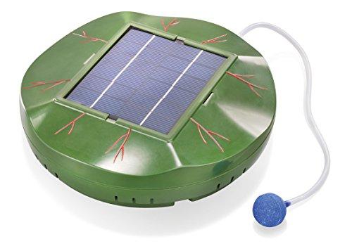 Esotec Floating Air 101875 Schwimmender Solarteichbelüfter 120 l/h