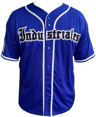 Sale item PLAY OFF INDUSTRIALES DE Cuba Outlet SALE Jersey Baseball