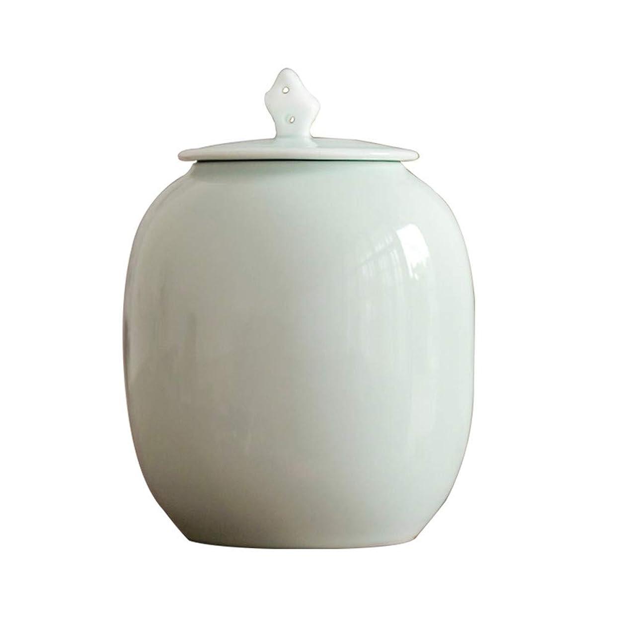 つかいます考古学的な爆風アッシュ缶陶芸湿気から密封手作り人間のペットの灰を保存するために使用葬儀用品