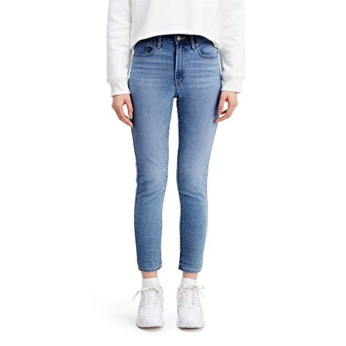 Levi's 721 High Rise Skinny Ankle Jeans Mujer