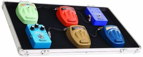 Kinsman Ultima - Estuche de ABS para pedales de efectos