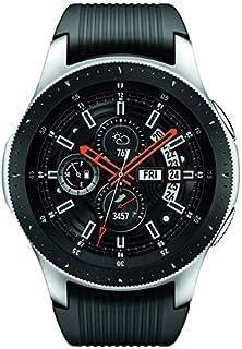 Samsung Galaxy Watch (1.811in) Silver (Bluetooth), SM-R800NZSAXAR (Reacondicionado certificado)