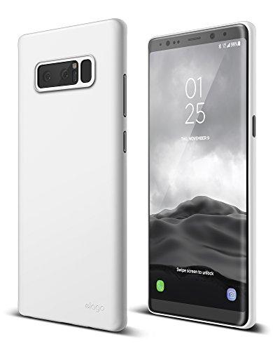 ELAGO Galaxy Note 8 Inner Core - White