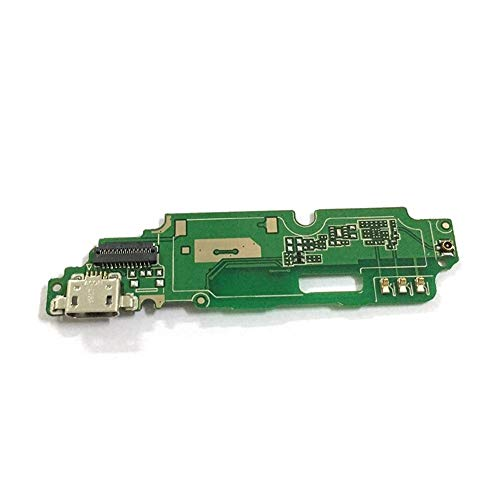 HDHUIXS Compatibilidad Puerto USB de Carga Junta Fit For Alcatel Pop 4 5051 5051D 5051X 5051J 5051M OT5051 OT5051D OT5051X USB Cable de Carga del Muelle Puerto Flex Profesional