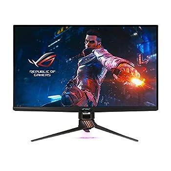 "ASUS ROG Swift 32"" 4K HDR 144Hz DSC Gaming Monitor  PG32UQX  - UHD  3840 x 2160  Mini-LED IPS G-SYNC Ultimate Local dimming Quantum Dot Technology DisplayHDR 1400 Eye Care DisplayPort HDMI"