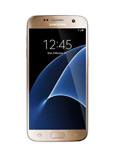 Samsung Galaxy S7 G930F 32GB GSM 4G LTE Octa-Core Phone w/ 12MP Dual Pixel Camera - Gold