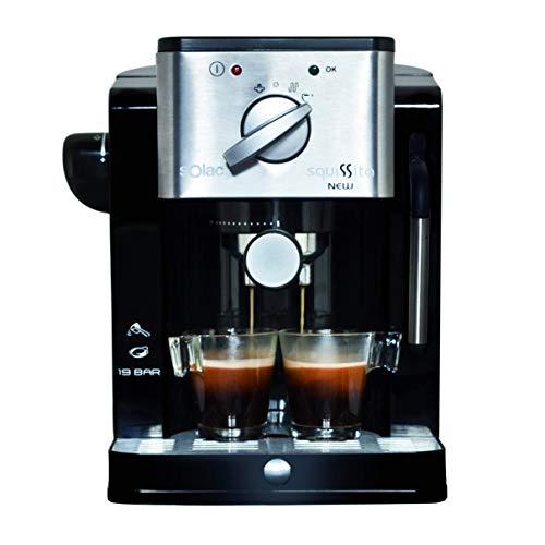 Solac S92000000 Cafetera Express, 900 W, 0 Decibeles, Acero Inoxidable