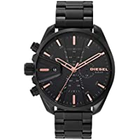 Diesel MS9 Chronograph Stainless Steel Men's Watch