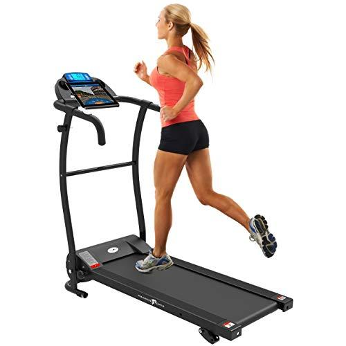 Maximus Sports Bluetooth Treadmill Electric Motorised Folding Running Machine