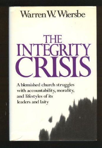 The integrity crisis