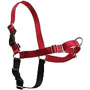 PetSafe Easy Walk Dog Harness, Red /Black, Medium