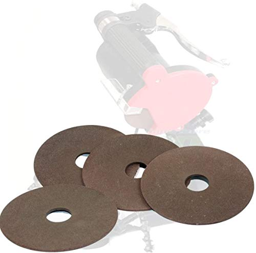 KCHEX (Lot 4) Chainsaw Sharpener Replacement Grinding Wheel 7/8