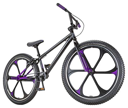 Black Panther Freestyle BMX Bike by Schwinn, Featuring Durable Steel Frame, Single-Speed...