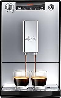 Melitta E950-103 Bean to Cup Coffee Machine, Solo, Plastic, 1400 W, 1.2 liters, Silver/Black (B002NKR4VI) | Amazon price tracker / tracking, Amazon price history charts, Amazon price watches, Amazon price drop alerts
