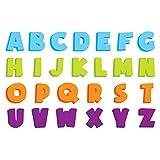 Knorrtoys 37024 - ESCABBO EVA - Badesticker Buchstaben A-Z
