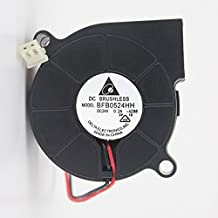deltaa 5015 24V 0.2A 5CM Cooling Fan BFB0524HH 6months Warranty