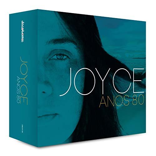 JOYCE - ANOS 80(BOX)