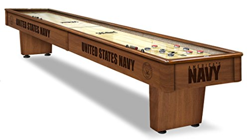 Why Should You Buy U.S. Navy 12' Shuffleboard Table by The Holland Bar Stool Company