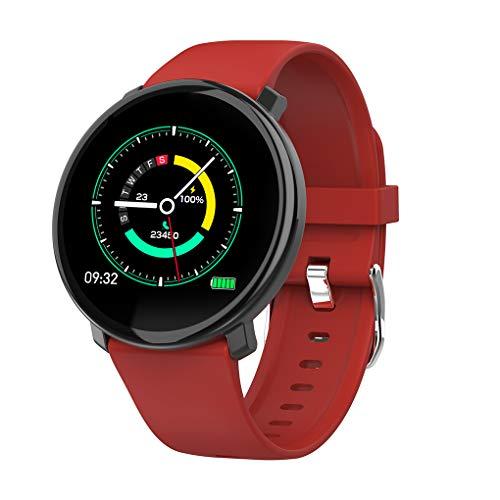 Xinjieda ZYElroy Modo a Prueba de Agua Múltiples Deportes Inteligente Reloj de los Hombres IP67 Pantalla táctil Completa del Ritmo cardíaco rastreador de Ejercicios SmartWatch