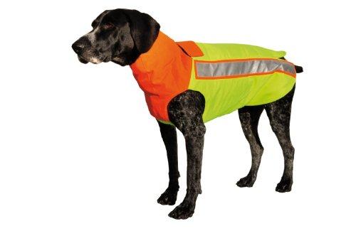 HUBERTUS Hunde Schutzweste mit Kevlar Gr. M