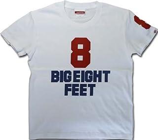 BIG8feet-3 Ladies サーフTシャツ