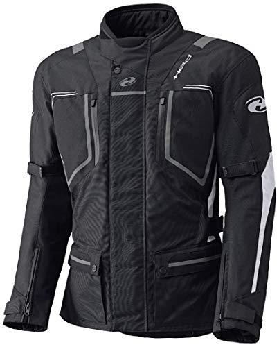 Motorcycle Held 6627 Zorro Jacket WP Black White M