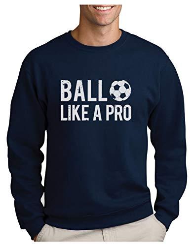Green Turtle Sudadera para Hombre - Regalos para Deportistas - Ball Like a Pro Soccer