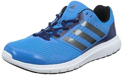 adidas Duramo 7 Herren Laufschuhe, Blau (Solar Blue /Night Met, /Midnight Indigo), 40 2/3 EU