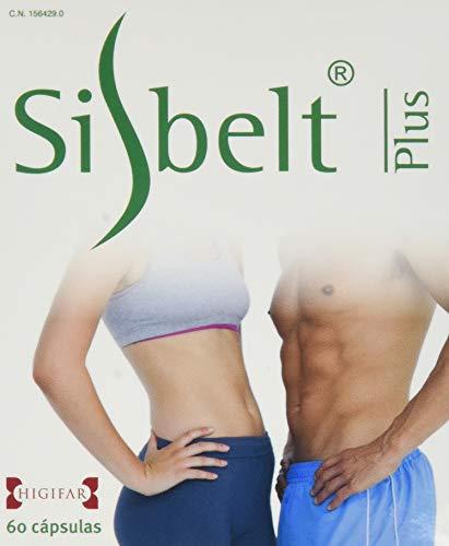 Sisbelt Suplemento Reductor del Apetito - 60 Cápsulas
