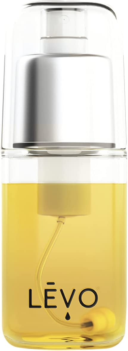 LEVO Infusion Sprayer - Fine Oil Sprayer for Cooking, Baking and Salad Making - Oil Spritzer for your LEVO Oil and Butter Herbal Infusions - 6 fl oz