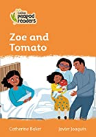 Level 4 - Zoe and Tomato (Collins Peapod Readers)
