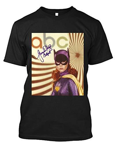 Yvonne #Craig Autograph Original Hand Signed T Shirt Gift Tee for Men Women Black