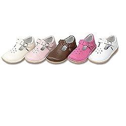 Toddler Little Girls Footwear Flower Cutout Buckle Shoes 5-2