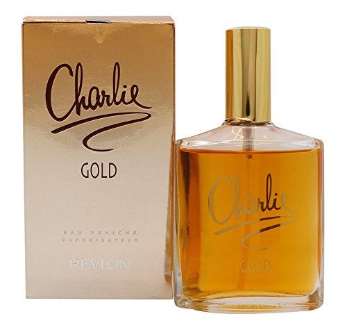 Revlon Charlie Gold Eau Fraich 100ml