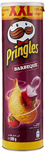 Pringles Texas Barbecue Sauce Chips | Einzelpackung | 200g