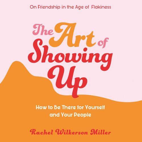 The Art of Showing Up Titelbild