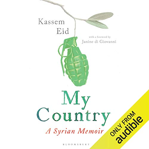 My Country cover art