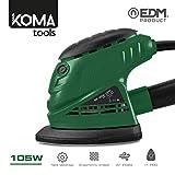 Lijadora tipo mouse 105w koma tools edm EDM 08707