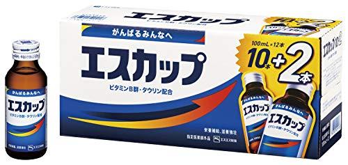エスエス製薬 エスカップ 100ml×12本 [指定医薬部外品]