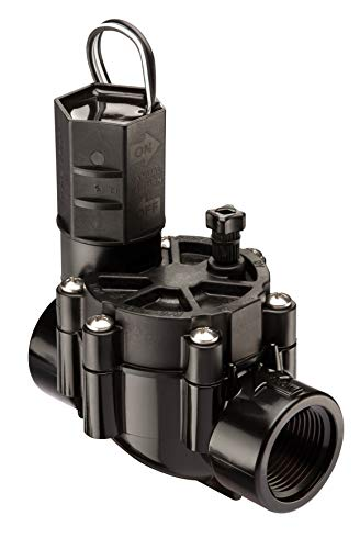 "Best sprinkler valves - Rain Bird CP100 In-Line Automatic Sprinkler Valve, 1"" Threaded Female x Female"